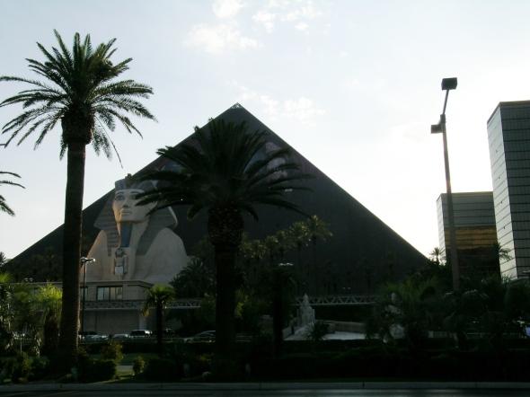 Luxor di Las Vegas