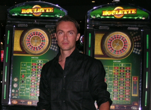 Dean Lucas a Las Vegas