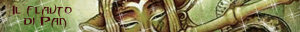 banner flauto di pan